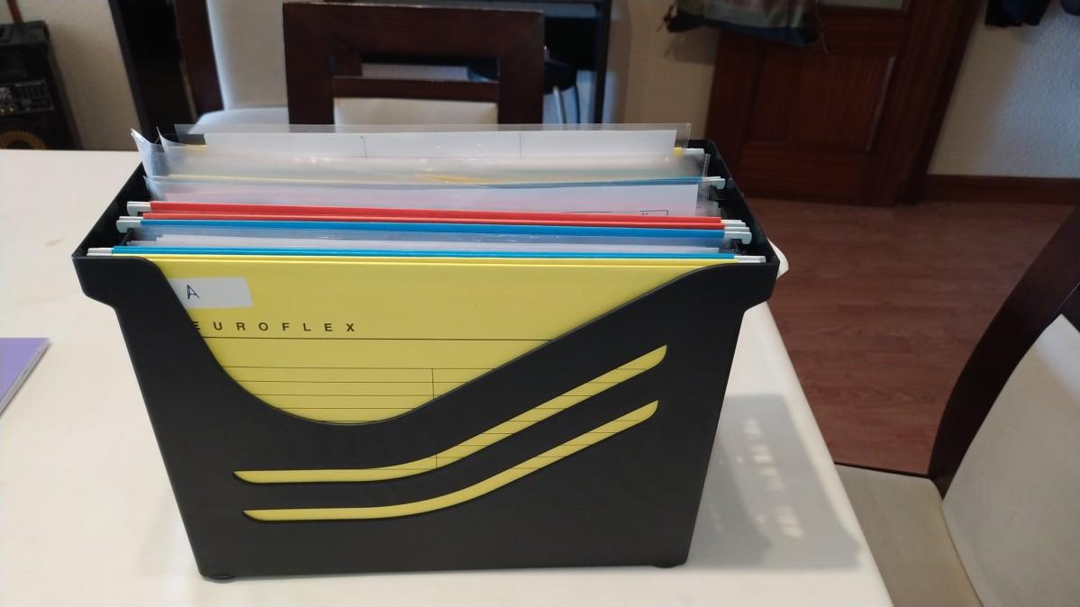 La necesidad de un archivo físico de papel para la efectividadpersonal